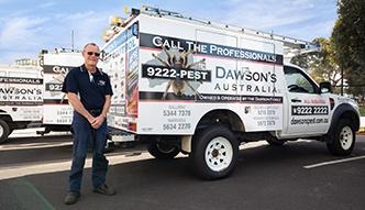 Dawsons Pest Control Melbourne
